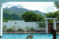 Mountain view with the laguna private pool